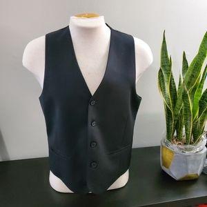 Calvin Klein vest. Black. Size: M. Never worn